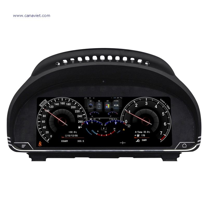 Android Lcd Instrument Panel Replacement Entertain