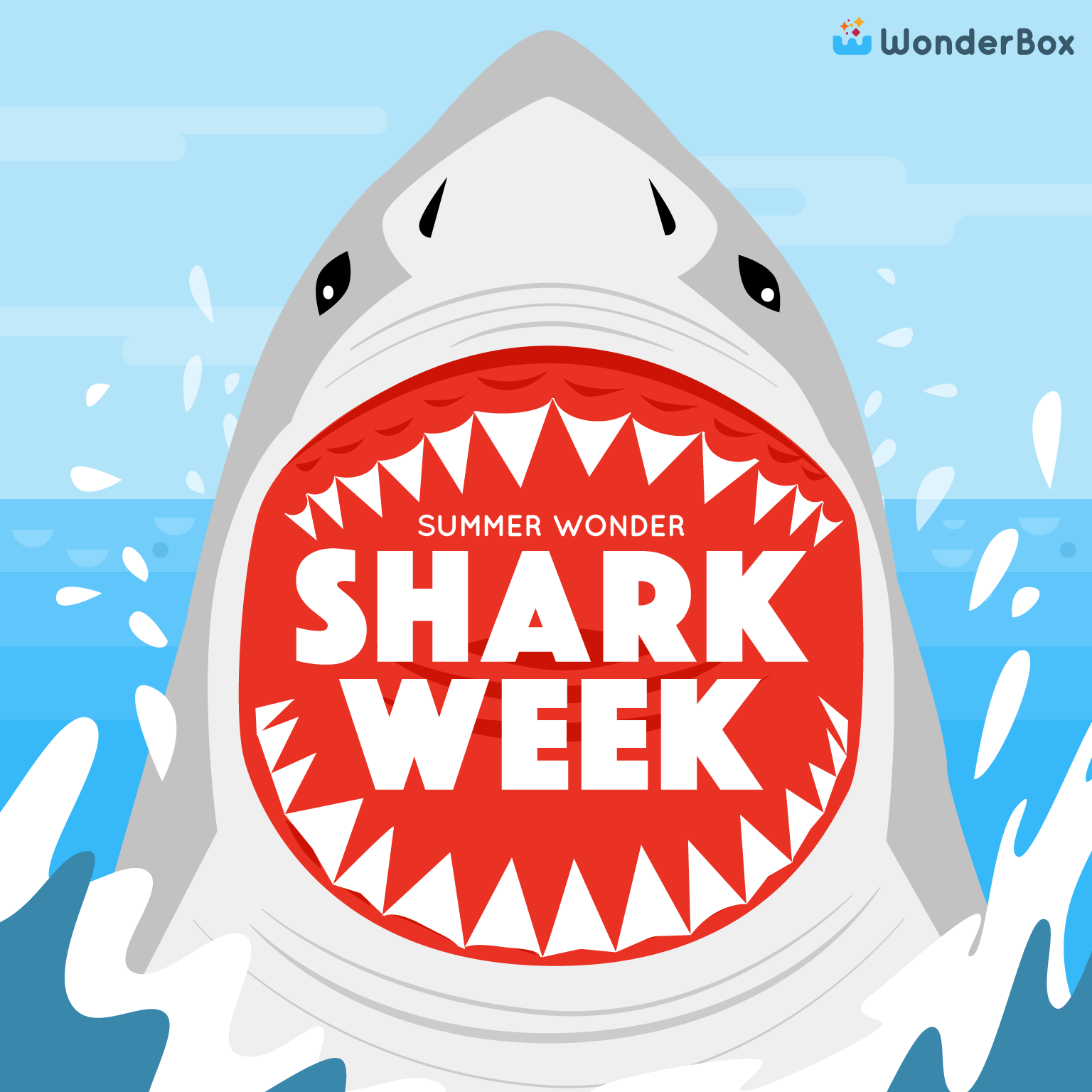20 Fascinating Facts About Sharks For Kids Sharkweek