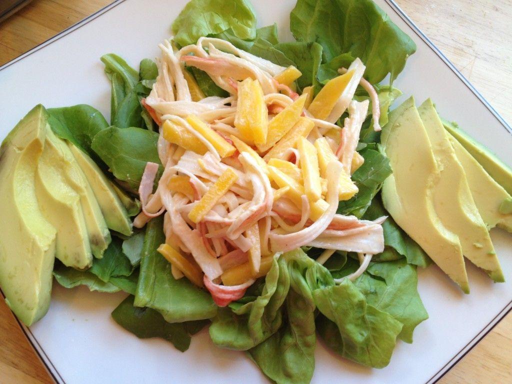 Well Dined | Kanikama Salad