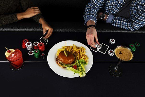 Pokerstars Has Teamed Up With Food Group Jones And Sons To Launch A Restaurant In London Where Players Can Pay For A Meal By Pop Up Restaurant Group Meals Food