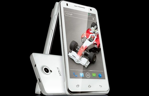 Xolo's Q1000 Opus smartphone is the first from the company to use a