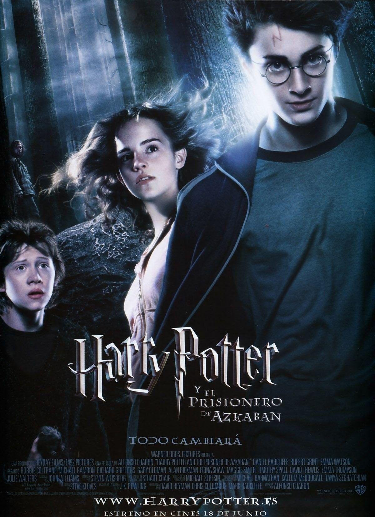 Ver Harry Potter Y El Prisionero De Azkaban Online Gratis 2004 Hd Pelicula Completa Espan Harry Potter Movies The Prisoner Of Azkaban Prisoner Of Azkaban