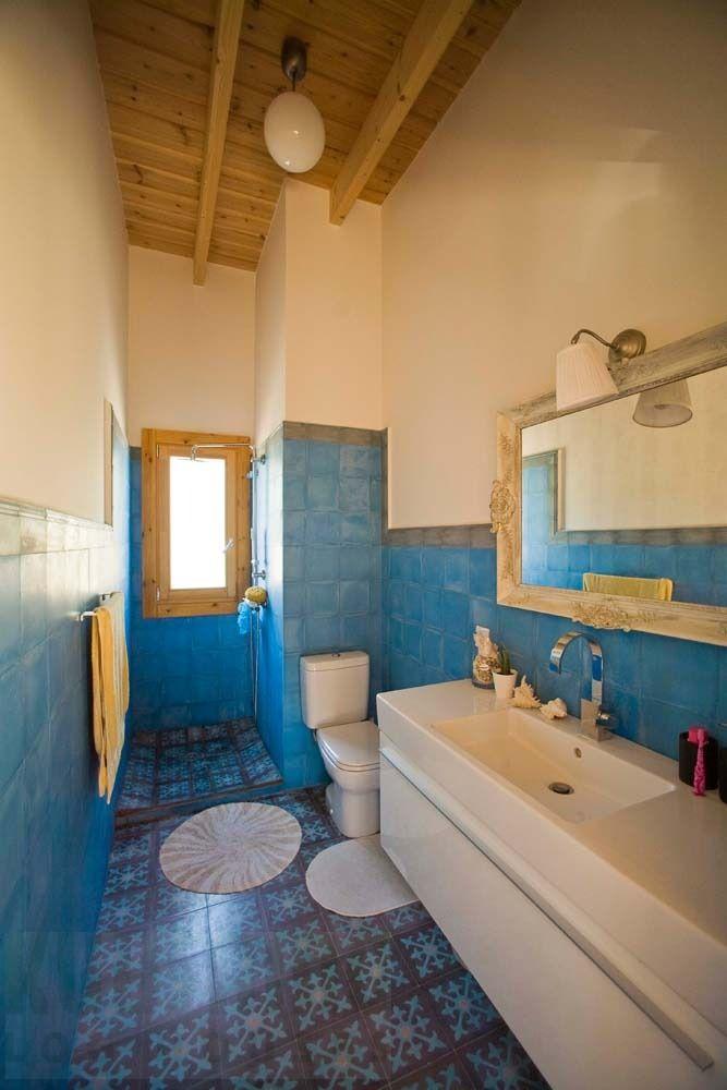 cuarto de baño casa KU137 Ecotec | Cuarto de baño, Casas