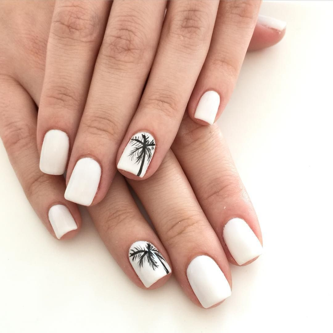 Nail Designs For Beach Vacation Best Summer Acrylic Nail Art Design Ideas For 2016 Vacation Nails Broken Nails Trendy Nails