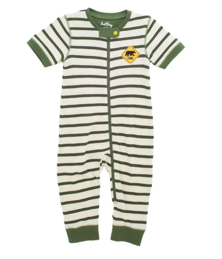 "$35 - Hatley Day Romper Expedition ""Xing"""