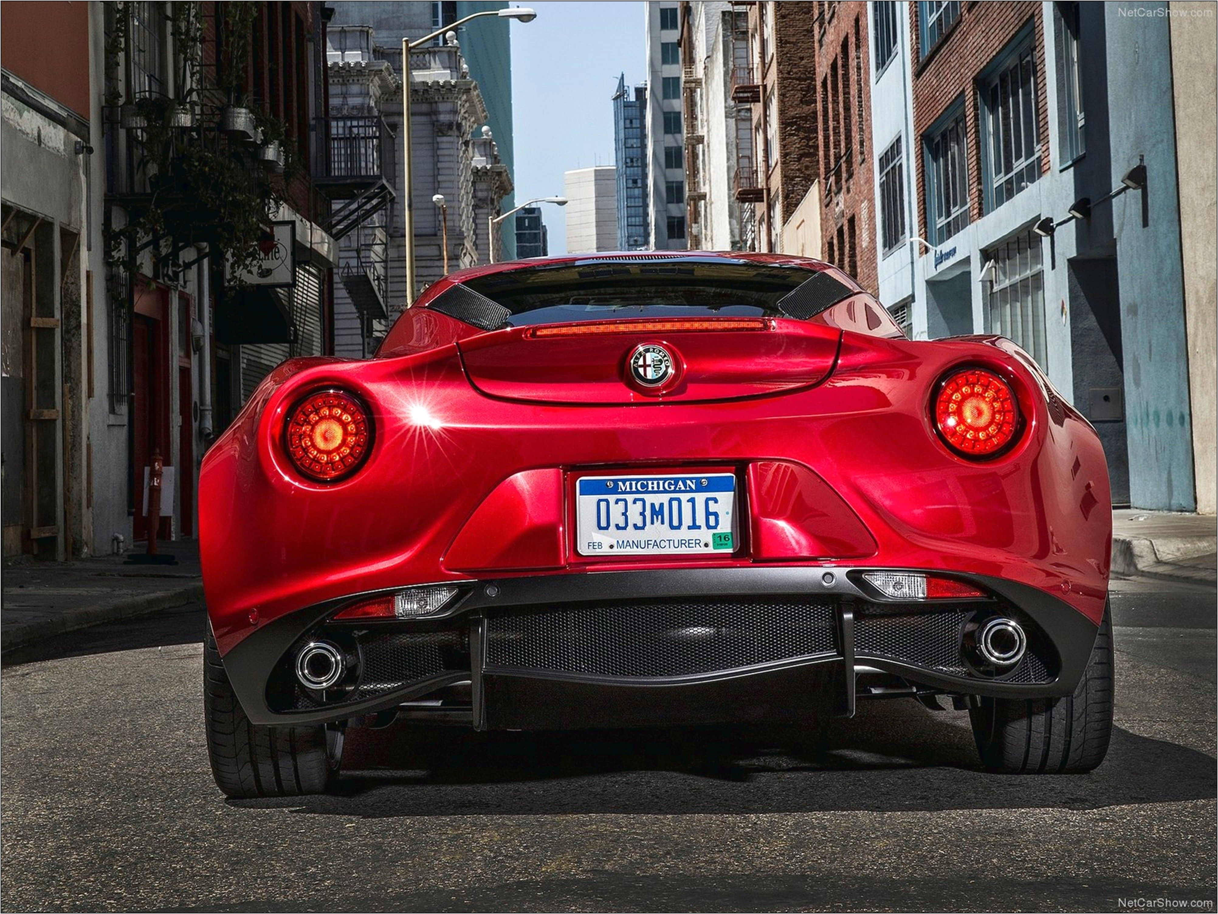 2015 alfa romeo 4c red color new and used cars online picture