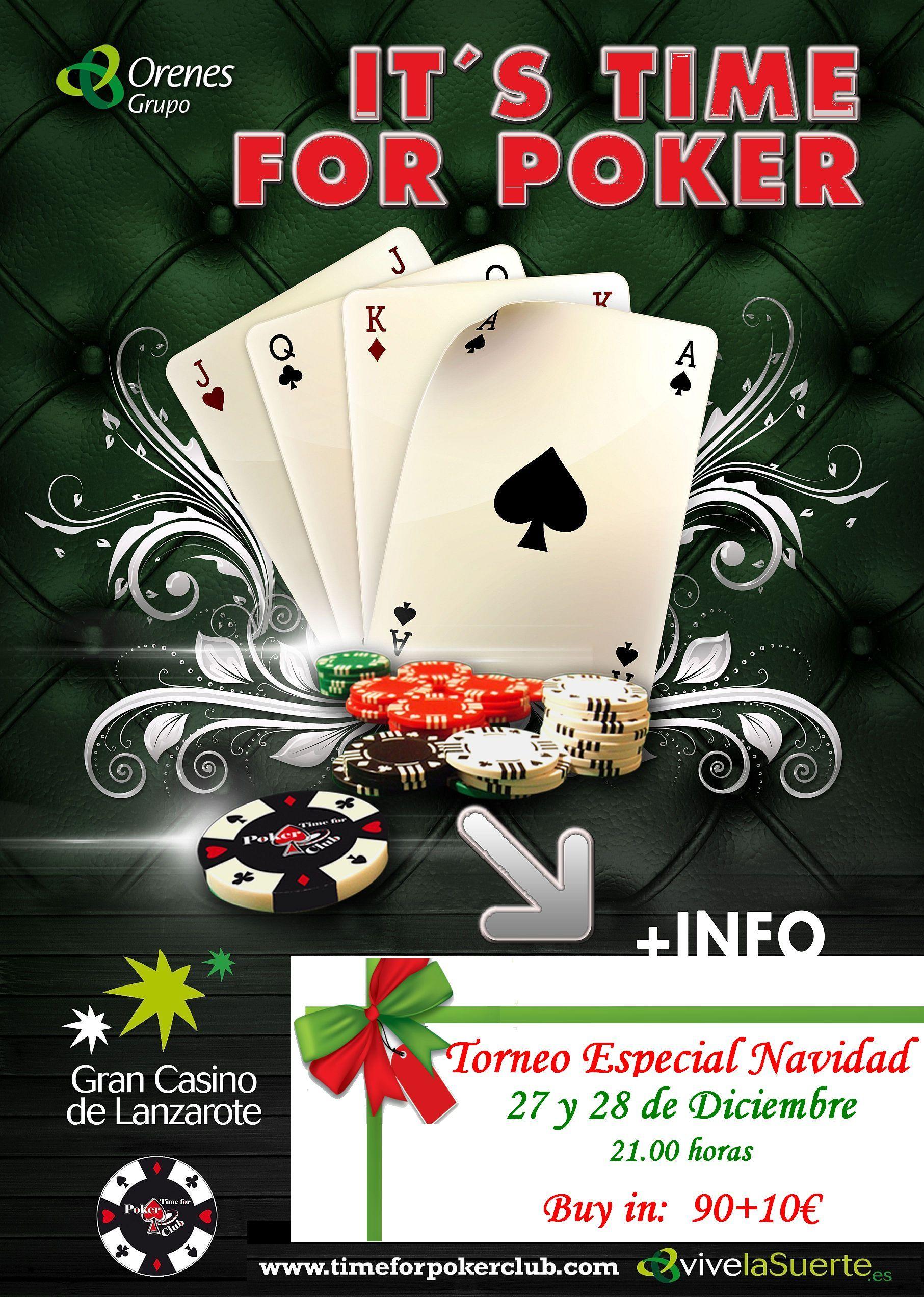 Torneo De Poker Navidad 30 Horas
