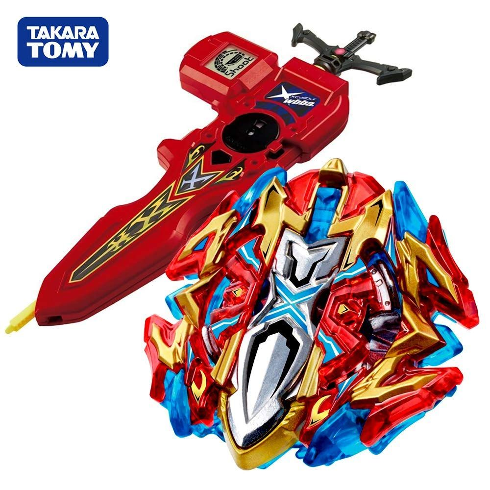 Amazon com: Takara Tomy Beyblade Burst Starter B-120 Buster