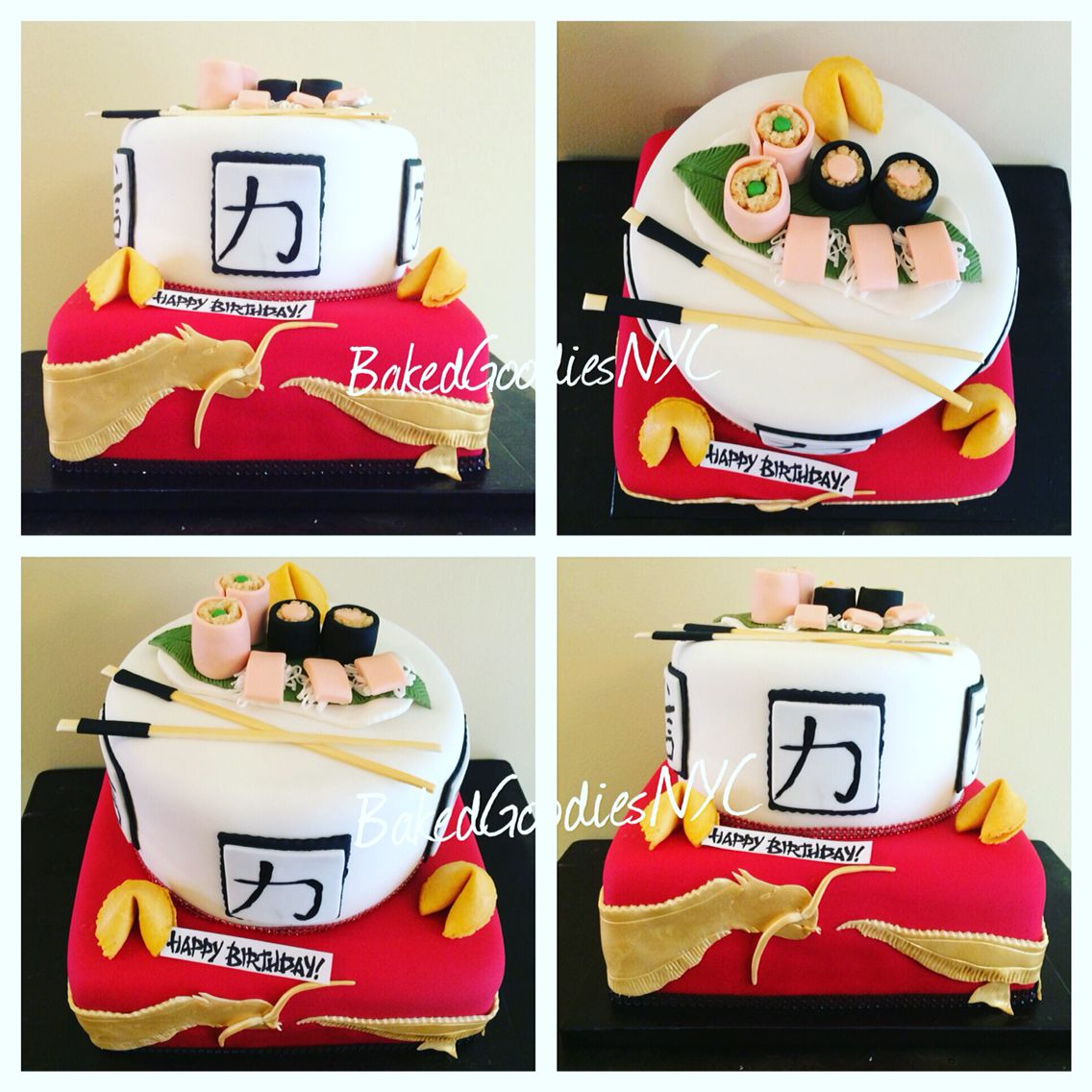 Asian Birthday Cake Cakes Pinterest Birthday Cakes And Cake