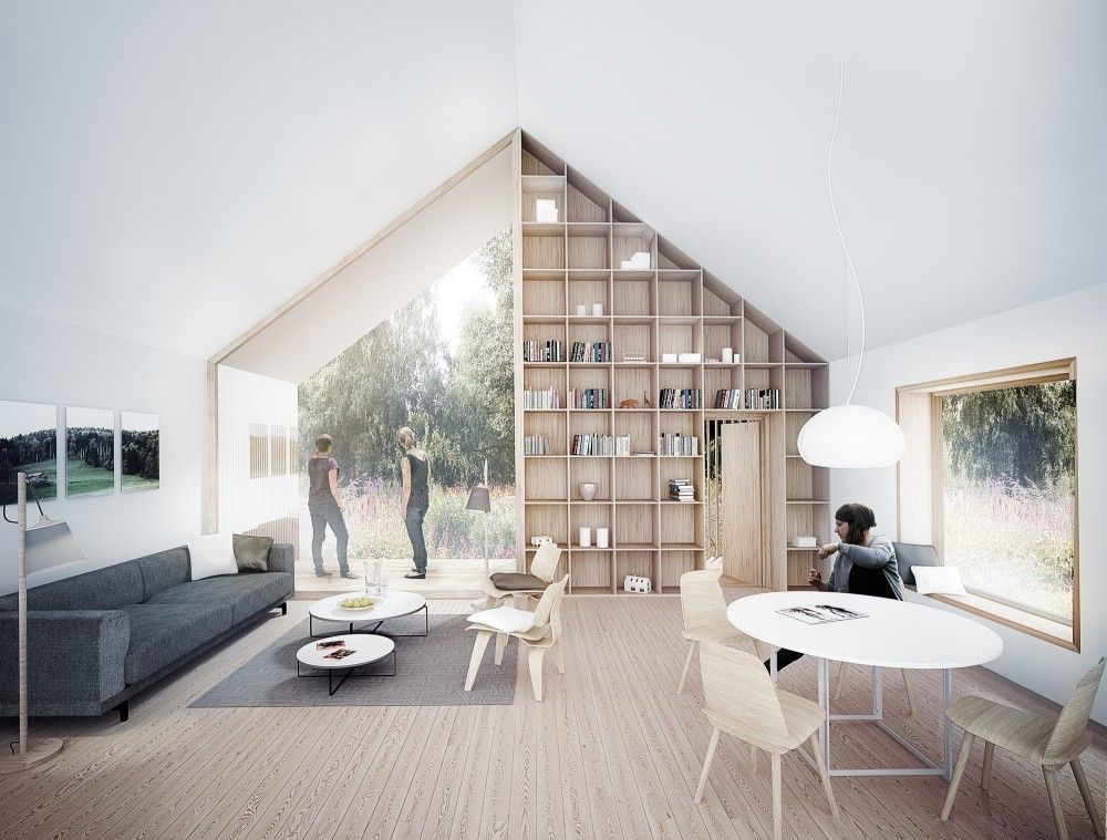 Gallery Of Creo Arkitekter And We Architecture Shares First Prize