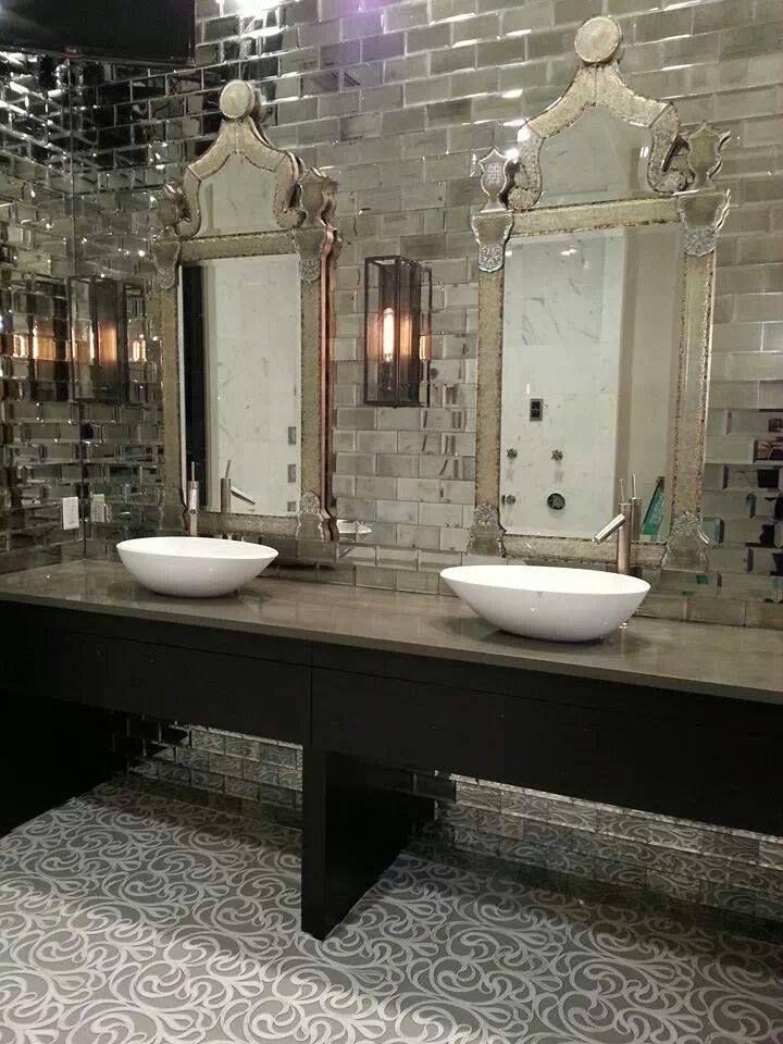 Modern French Bathroom Industrial Bathroom Decor Eclectic Bathroom Industrial Bathroom Design