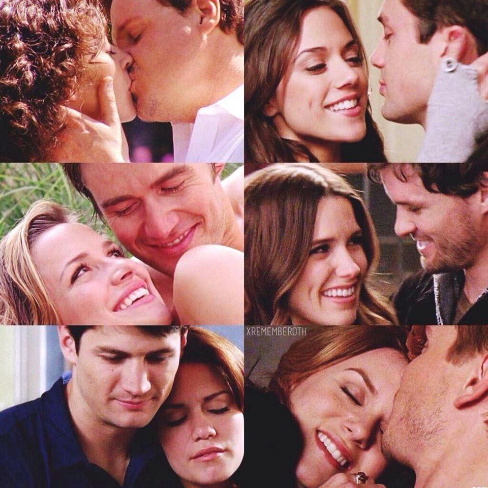 OTH couples= Love | One tree hill, One tree, Scenes