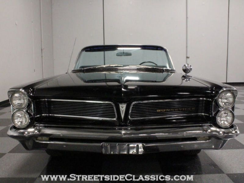 1963 Pontiac Bonneville For Sale in Charlotte, North Carolina | Old ...