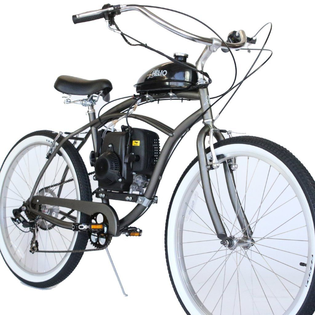 Basic 4g Motorized Bicycle Motorized Bicycle Motorised Bike