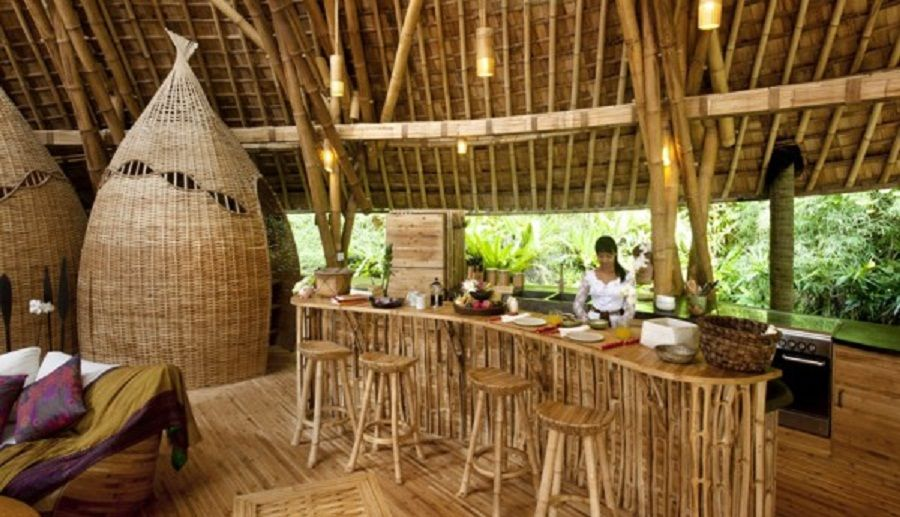 things to make with bamboo google search - Bamboo Kitchen Design