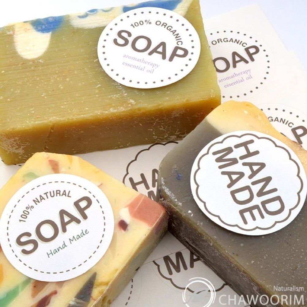 Soap Stickers Gift Stickers for Soap Boxes Gift Boxes Handmade Soap Stickers | eBay