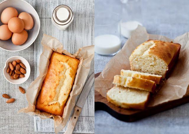 às nove no meu blogue: Olive oil and lemon cake