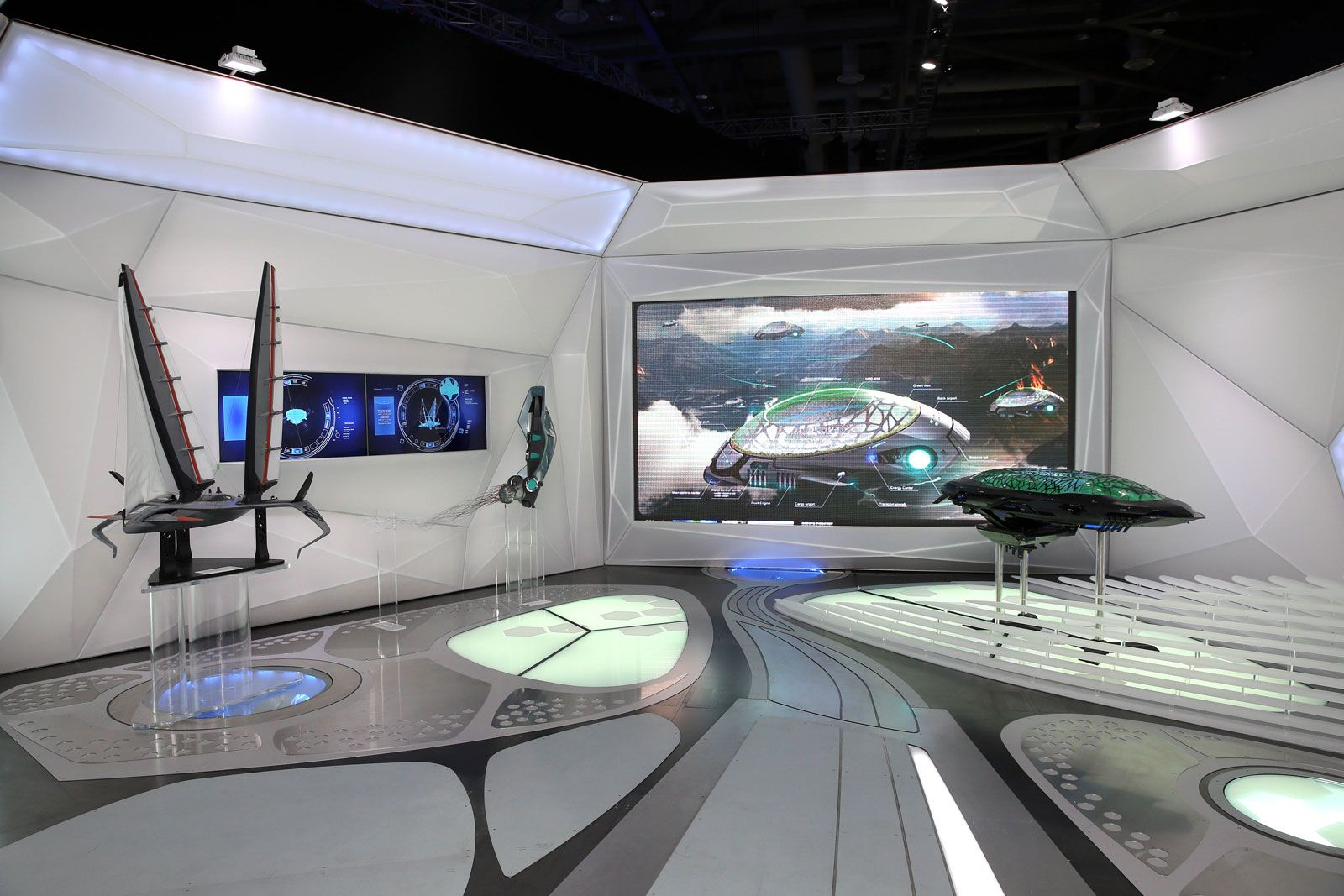Futuristic Concepts Hyundai Stand My Baby 2013 Futuristic Concepts Cyberpunk