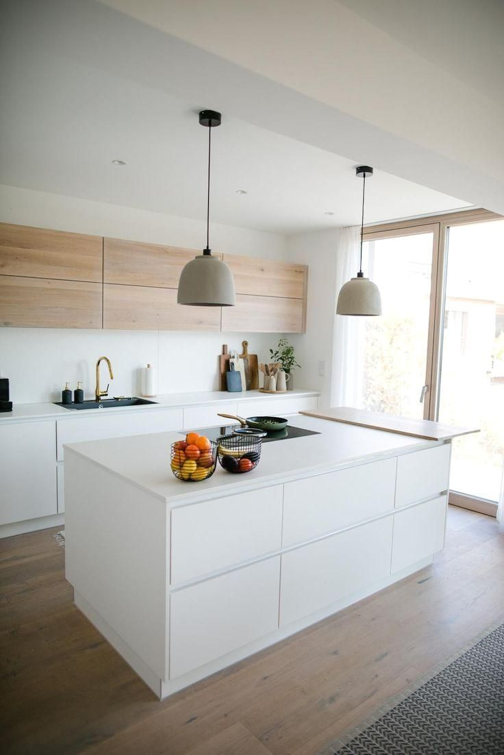 Photo of The kitchen is our central point of life in the …