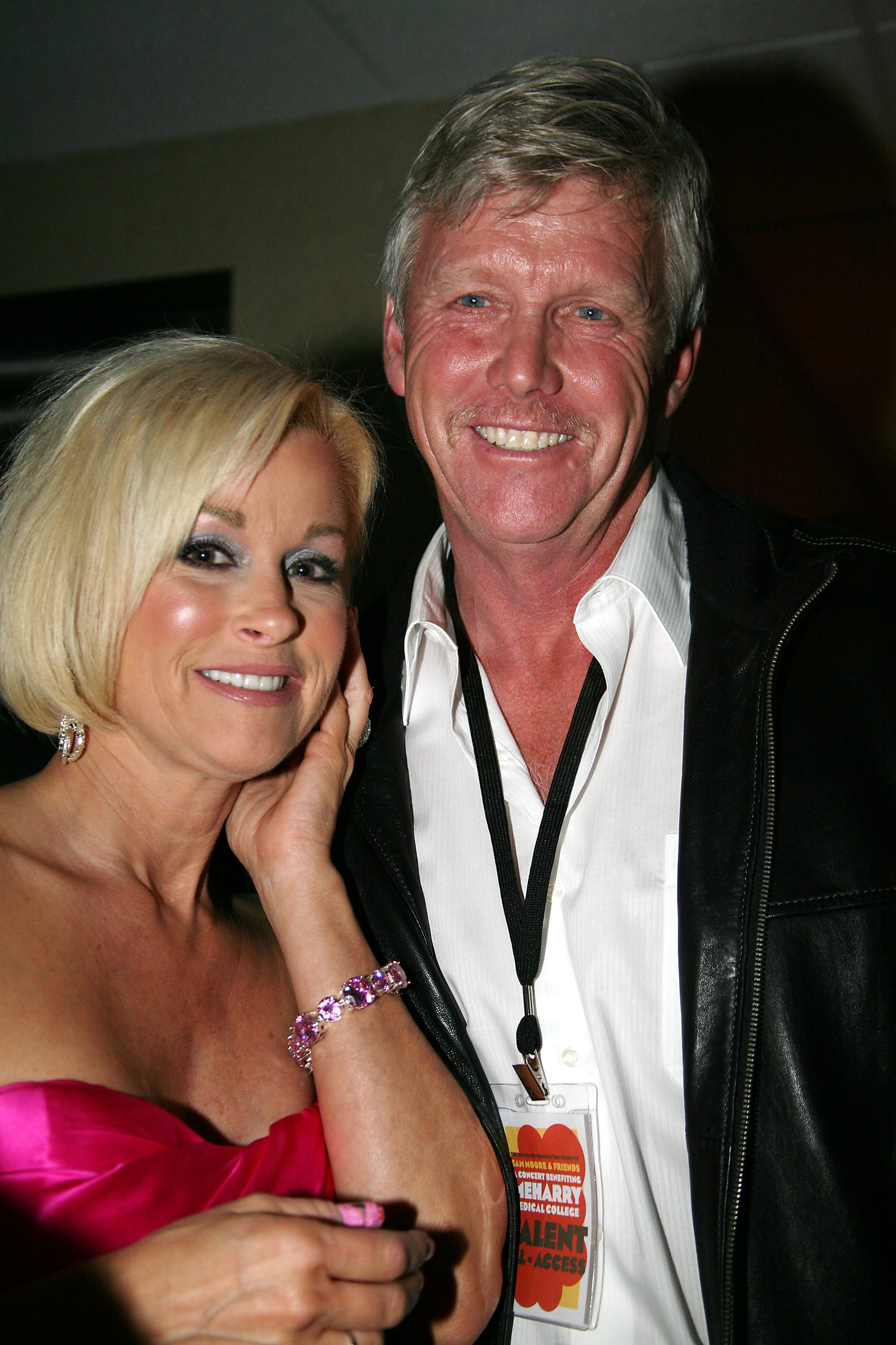 Lorrie Morgan And Randy White At The Lili Claire