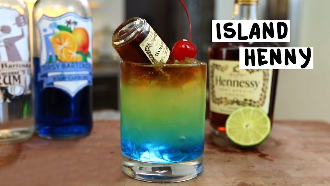 Island Henny - Tipsy Bartender c332aca79794