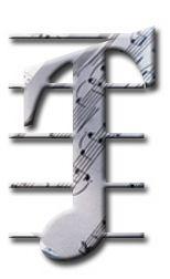 CH.B *✿*.Alfabeto musical con pentagrama.....T