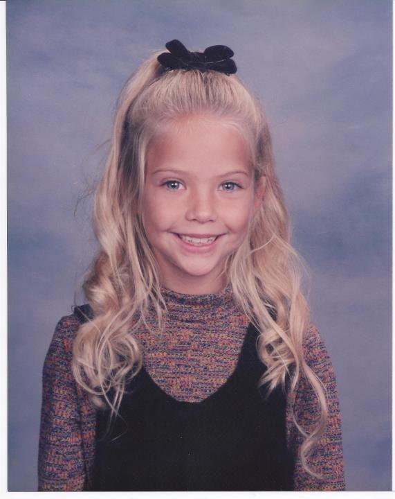 Ashley Benson Child http://www.facebook.co...