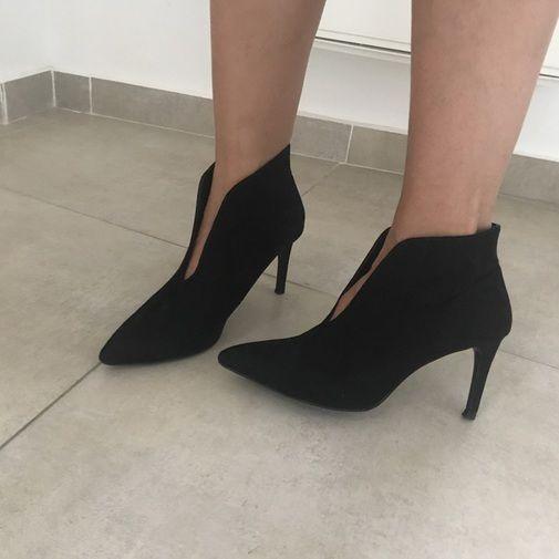 Botines zara Chicfy | ZAPATOS | Shoes, Boots y Heels