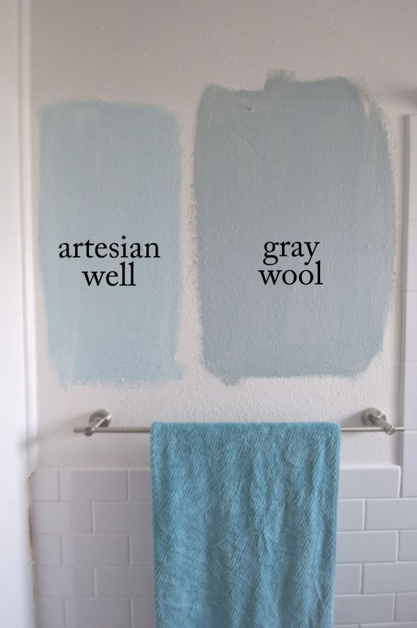 Love the bluish grays maybe good shade for exterior. bluebathroompaintswatch