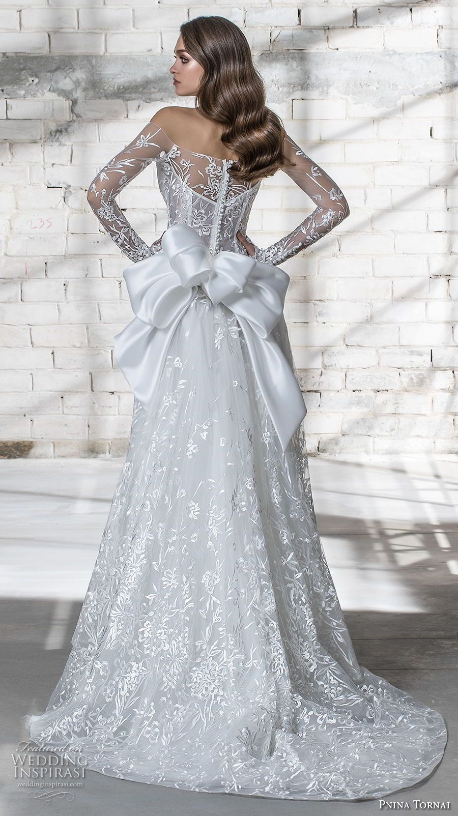 "Pnina Tornai 2019 Wedding Dresses — ""Love"" Bridal Collection 