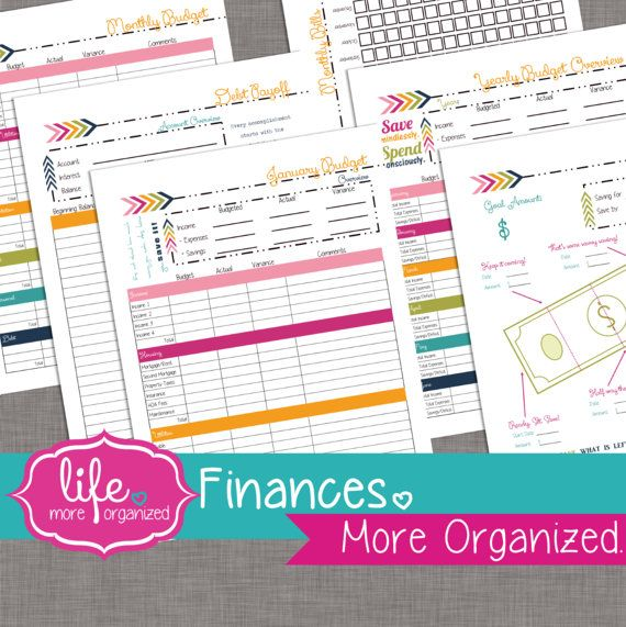 keep your home finances more organized with this new instant