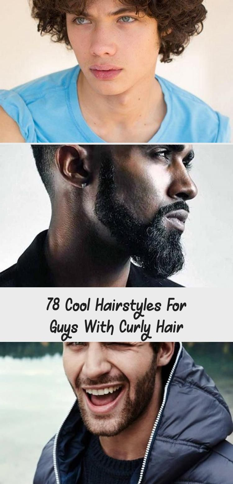 78 cool hairstyles for guys with curly hair in 2020 cool