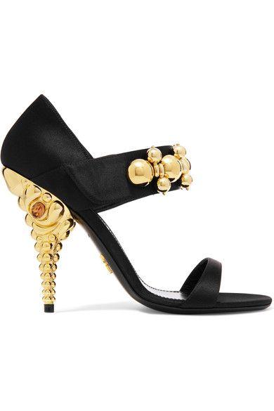 PRADA . #prada #shoes #sandals