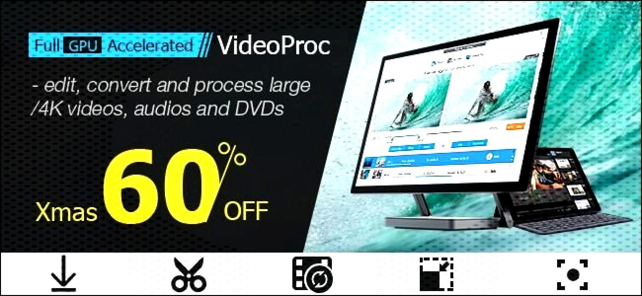 Thecomputers Programmer Technology Videoproc Sponsored Software Computer Download Coupon Trial With Post Video Editing Apps Trials Sponsored Posts