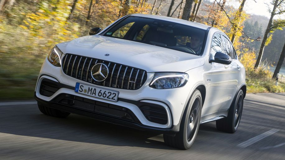 2018 Mercedes Amg Glc 63 S 4matic Coupe Review Mercedes Amg