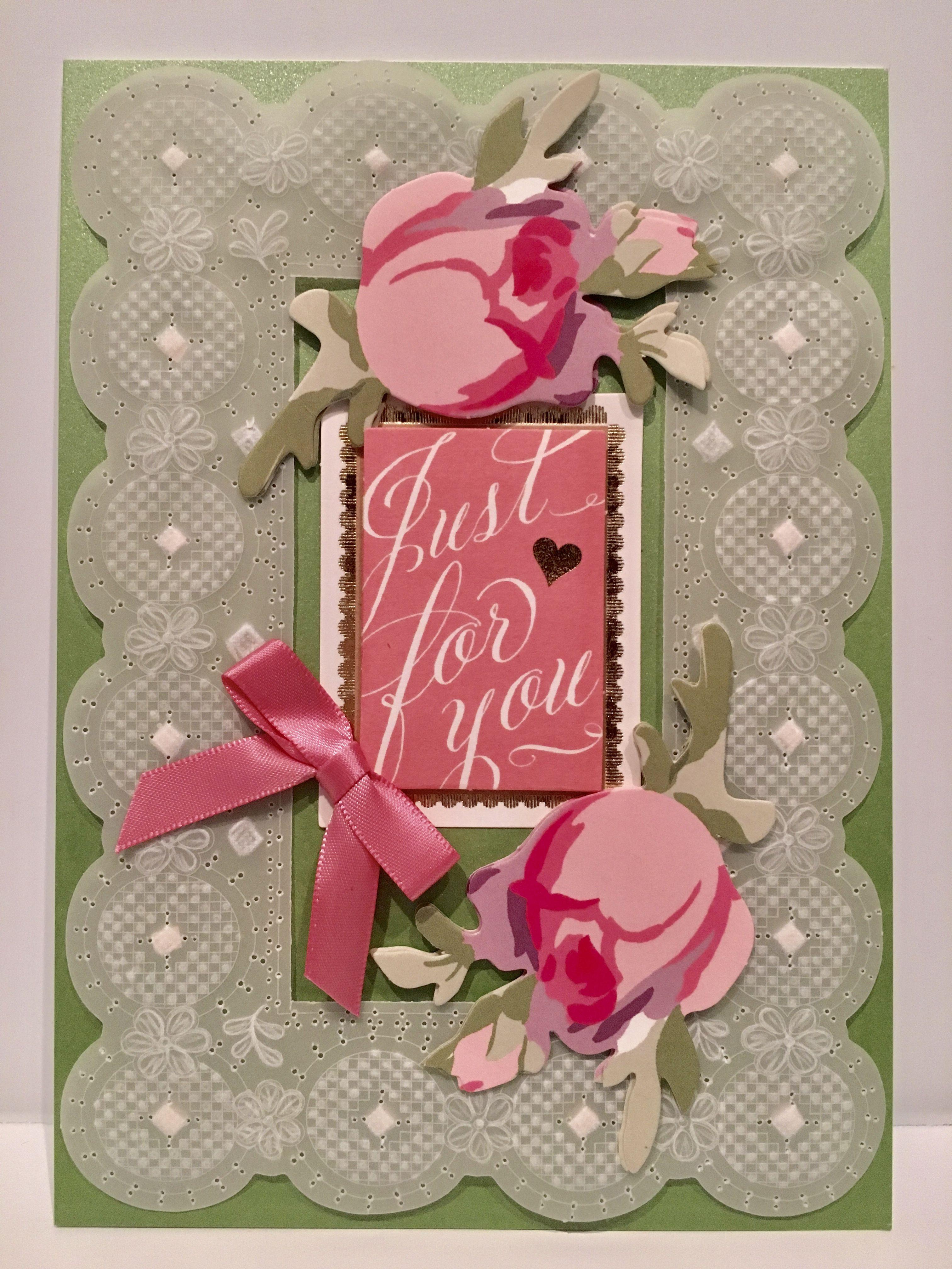 Anna Griffin Parchment Vellum Kit 2017 Jane Makuch Card Making