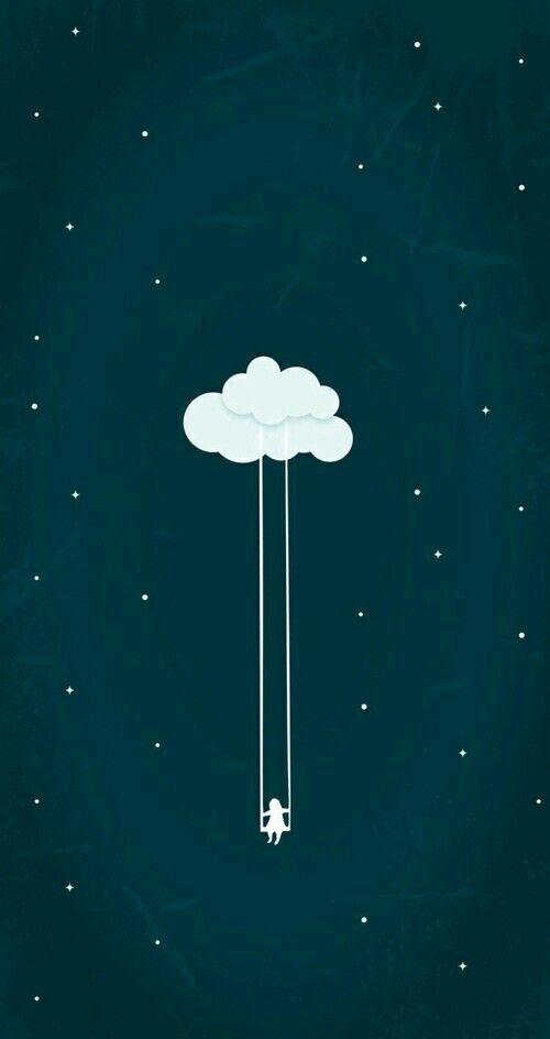 Nube Fondo De Pantalla Iphone Tumblr Produccion Artistica
