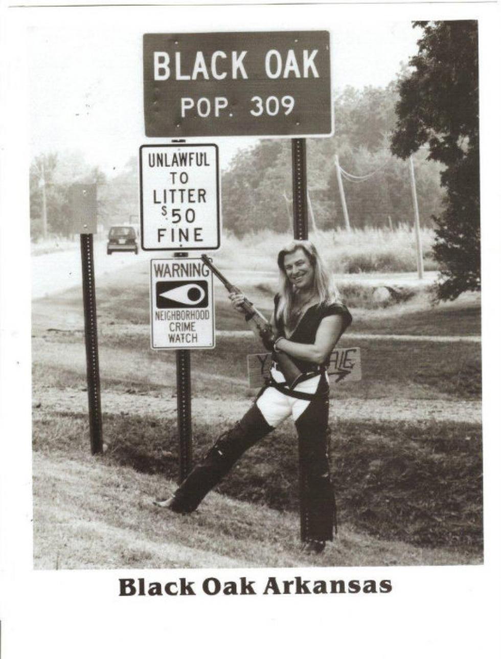 Jim Dandy Black Oak Arkansas Jim Dandy