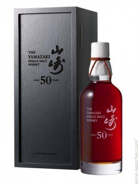 The Yamazaki 50 Year Old Single Malt Whisky Prices Stores Tasting Notes And Market Data Malt Whisky Whisky Bottle Expensive Whiskey