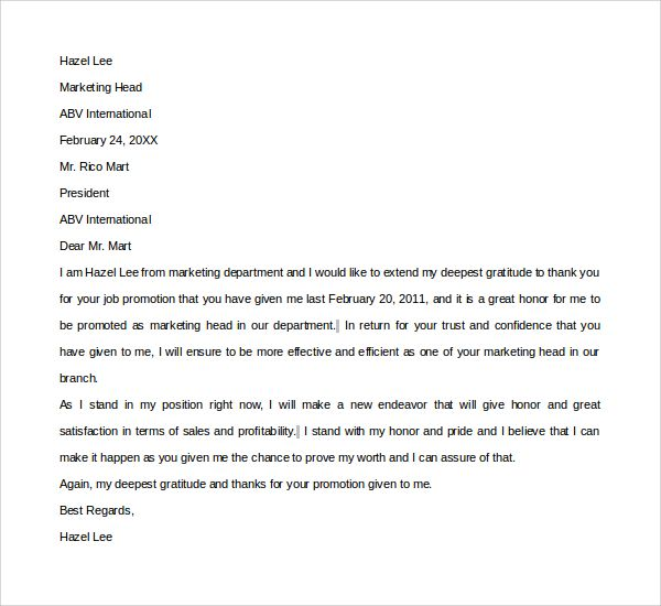 sample thank you letter template free documents download pdf for - thank you letter templates pdf word
