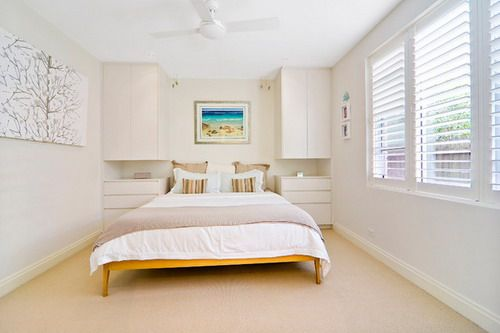 Best Small Bedrooms neutral wall paint colors contemporary small bedroom decor ideas