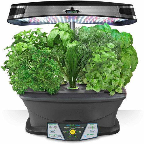 Miracle-Gro AeroGarden Gourmet Herb 7-Pod Seed Kit - Walmart.com - Walmart.com