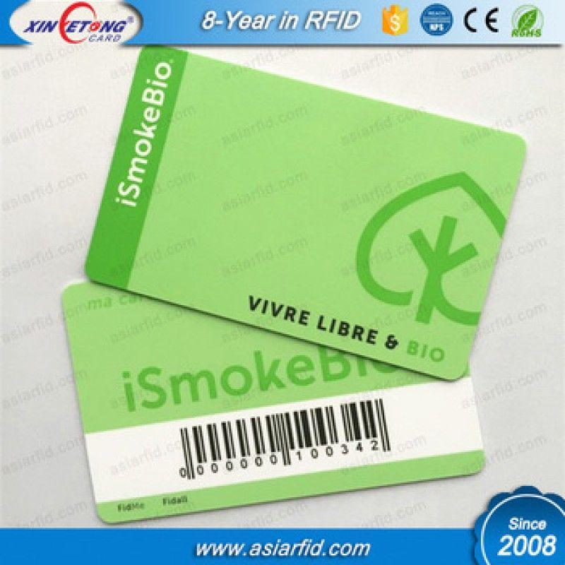 Classic 1k nfc barcode card 1356khz lf classic 1k