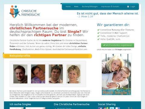 Kostenlose Online-christliche Singles Dating-Seiten