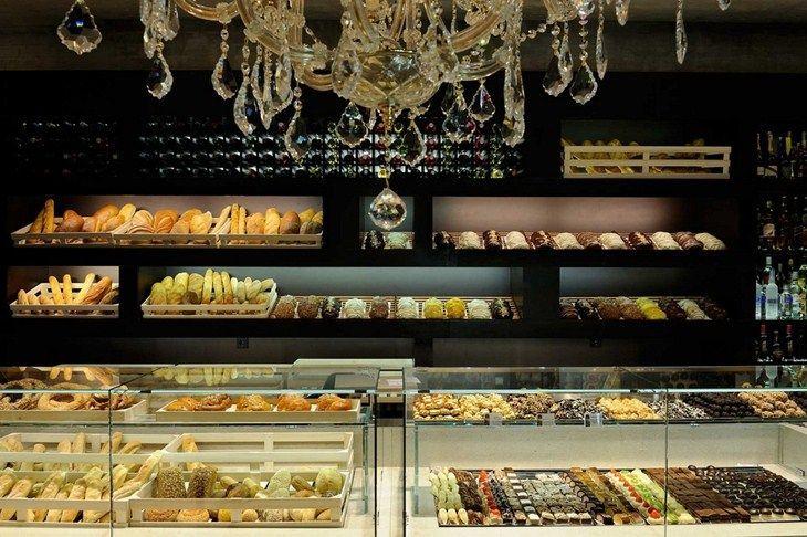 Resultado de imagen de boulangerie design tienda pan Pinterest