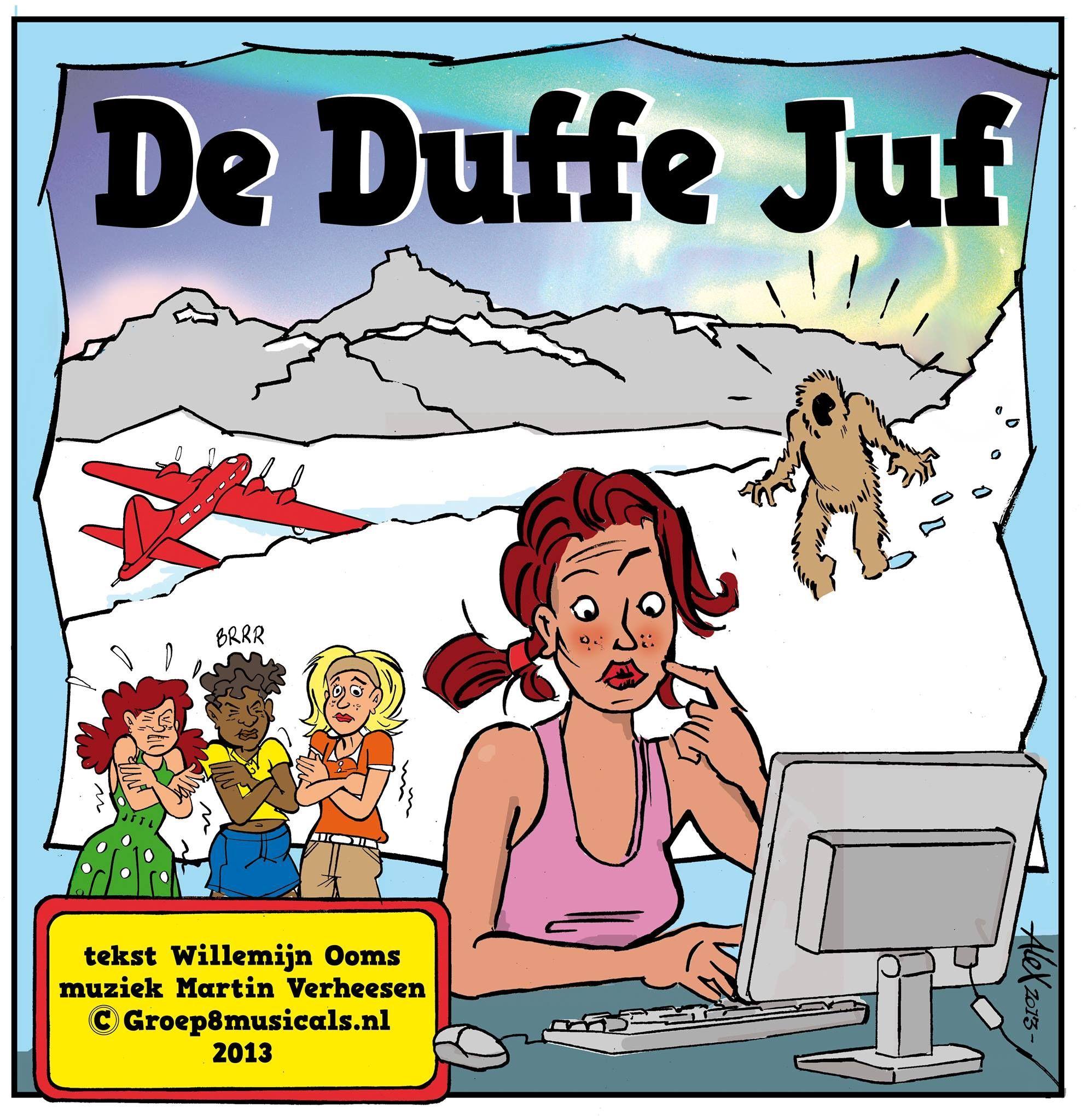 Deze afscheidsmusical is beschikbaar. Kijk op www.groep8musicals.nl en bestel.