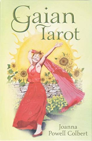 From the joyful brilliance of a golden field of sunflowers to the rolling waves of sapphire-blue sea, our planet`s divine beauty elicits a sense of wonder and reverence. Deeply spiritual and rooted in the natural world, the Gaian Tarot offers a true connection to our Earth Mother. Presenting a lush, contemporary, and multicultural world steeped in Gaian myth and lore, internationally acclaimed artist Joanna Powell Colbert beautifully updates the classic Rider-Waite-Smith archetypes. Ra…