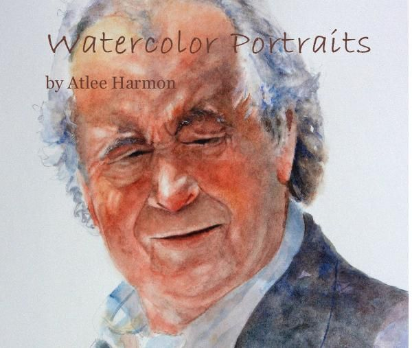 Watercolor Portrait Painting Techniques Watercolor Portraits By