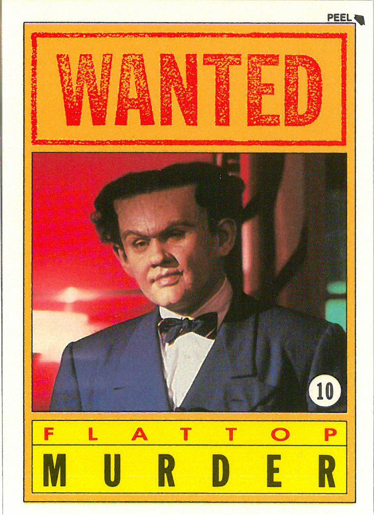 Entertaining phrase dick tracy flat top
