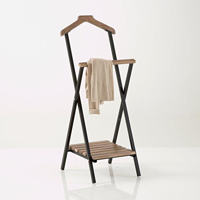 Valet de nuit, Hiba | Clothes stand, Bedroom cupboards ...